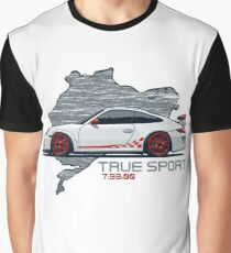 Porsche 911 GT3 RS Graphic T-Shirt