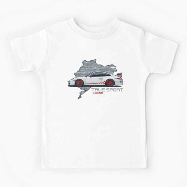 Porsche 911 GT3 RS Kids T-Shirt