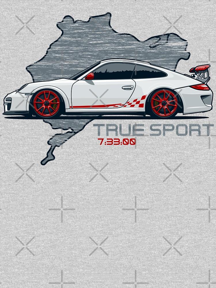 Porsche 911 GT3 RS de OlegMarkaryan