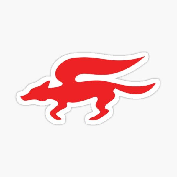 Star Fox Smash Bros Logo Sticker