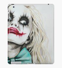 pixie joker iPad Case/Skin