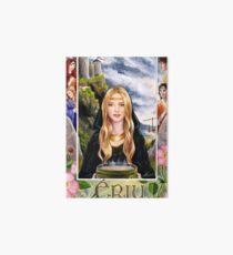 Eriu - Irish Goddess Art Board
