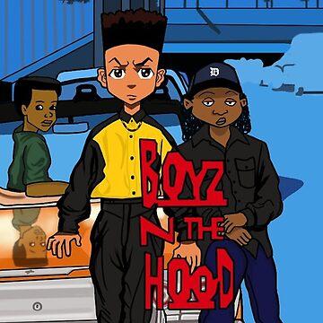 Boyz in the Hood by ADopeWorld