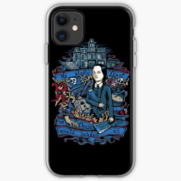 Wednesday Feast iPhone Soft Case