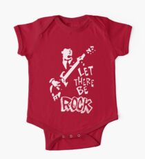 angus young t-shirt One Piece - Short Sleeve