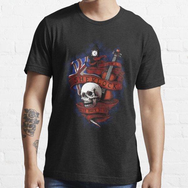 Sherlock Holmes Essential T-Shirt