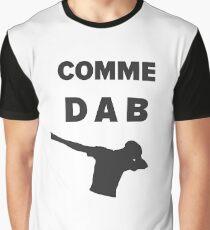 COMME DAB - LE DAB PARFAIT Graphic T-Shirt