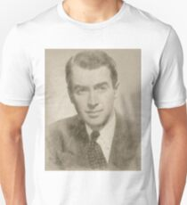 James Stewart Hollywood Actor Unisex T-Shirt