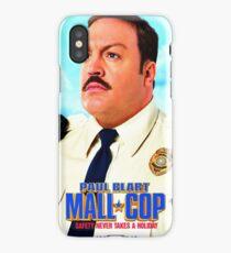 Paul Blart Mall Cop iPhone Case/Skin