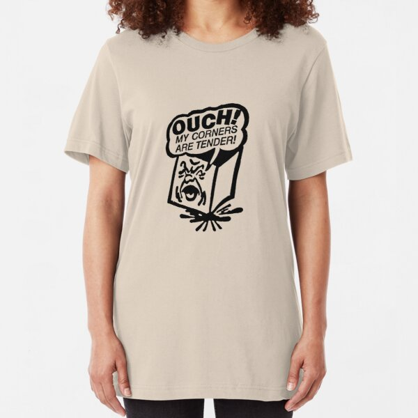 Ouch! Slim Fit T-Shirt