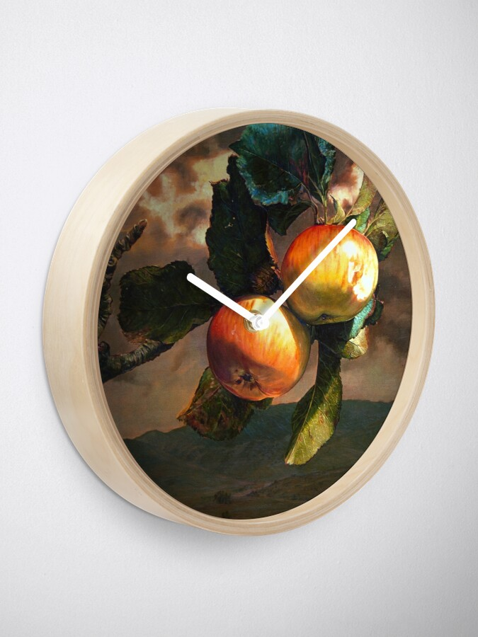 Alternate view of Still Life With Landscape Clock