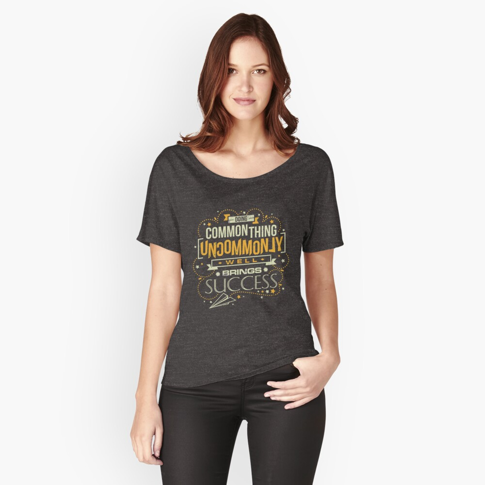 Uncommon Things Relaxed Fit T-Shirt