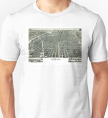 Denver - Colorado - 1889 Unisex T-Shirt