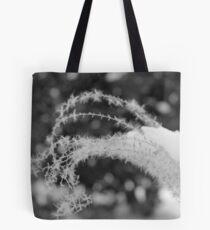 Snowy Wisp Tote Bag
