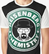 Heisenberg Chemistry Graphic T-Shirt