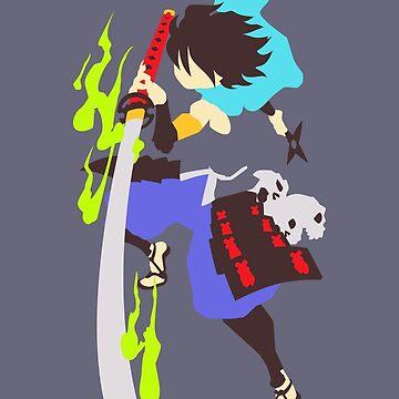 Muramasa: The Demon Blade - Kisuke by Krukmeister