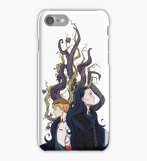 the jolly duo iPhone Case/Skin