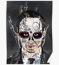 La Mano de la Muerte Poster