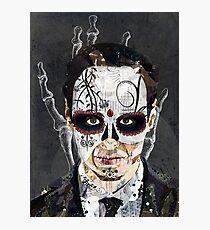 La Mano de la Muerte Photographic Print