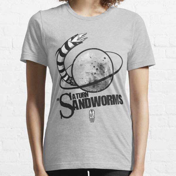 Afterlife All-Stars: The Saturn Sandworms Essential T-Shirt