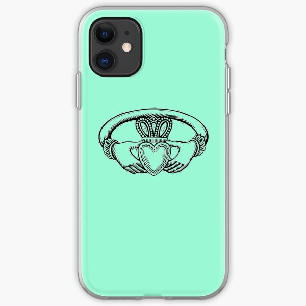 Claddagh Ring iPhone Soft Case