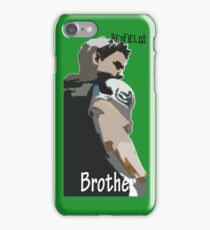 Redfield-Brother iPhone Case/Skin