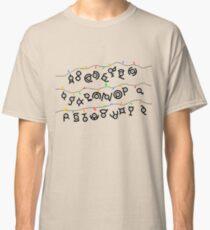 Unown Things Classic T-Shirt