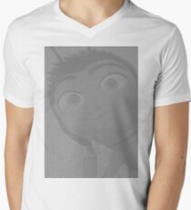 The entire Bee Movie script makes Barry Bee Benson Men's V-Neck T-Shirt