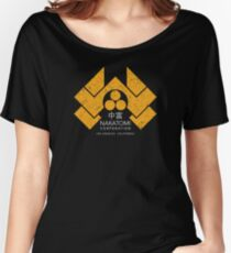 Nakatomi Plaza - HD Japanese Variant Women's Relaxed Fit T-Shirt