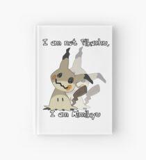 Pokemon mimikyu Hardcover Journal