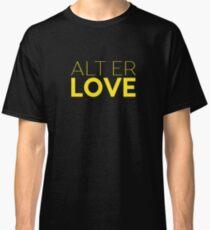 Alt Er Love — Skam Classic T-Shirt
