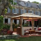 The Inn at English Harbour in Antigua by Christine  Wilson