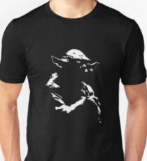Star Wars Yoda Minimal  Unisex T-Shirt