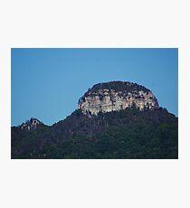 Pilot Mountain, NC Photographic Print