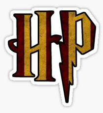 HP Harry Potter Sticker
