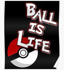 Poke-Ball is Life Poster