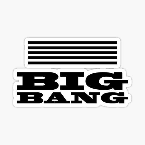 BIGBANG 04 Sticker