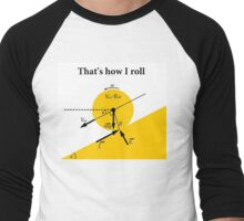 That's How I Roll- Physics Men's Baseball ¾ T-Shirt