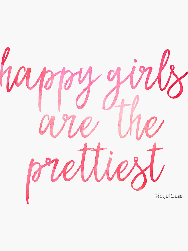 Happy Girls are the Prettiest - Audrey Hepburn  by theroyalsass