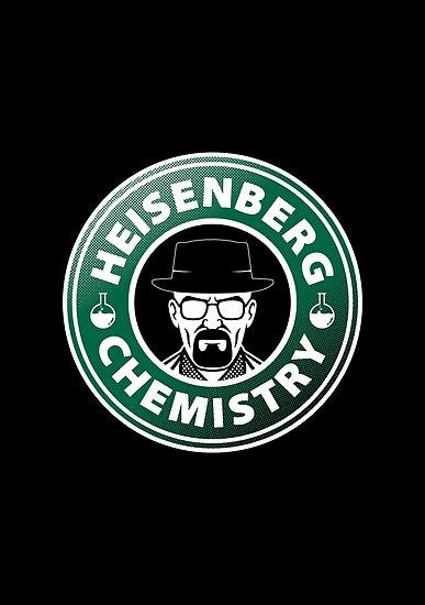 Heisenberg Chemistry by R-evolution GFX