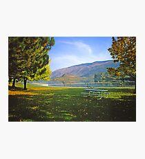 Okanagan Fall 1 Photographic Print