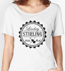 L Stirling Women's Relaxed Fit T-Shirt