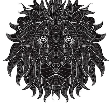 The Lion by FredBaptista