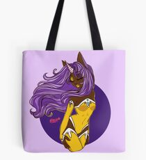 Tia the Unicorn Tote Bag
