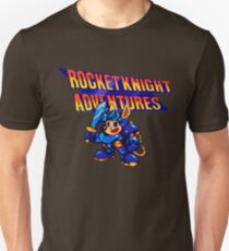 ROCKET KNIGHT ADVENTURES Unisex T-Shirt