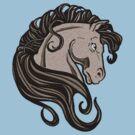 Brown Stallion by Walter Colvin