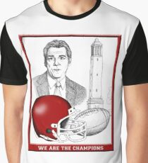 We are the Champions Graphic T-Shirt