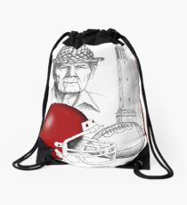 We are the Champions Drawstring Bag