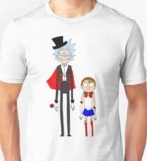 Tuxedo Rick and Sailor Morty T-Shirt