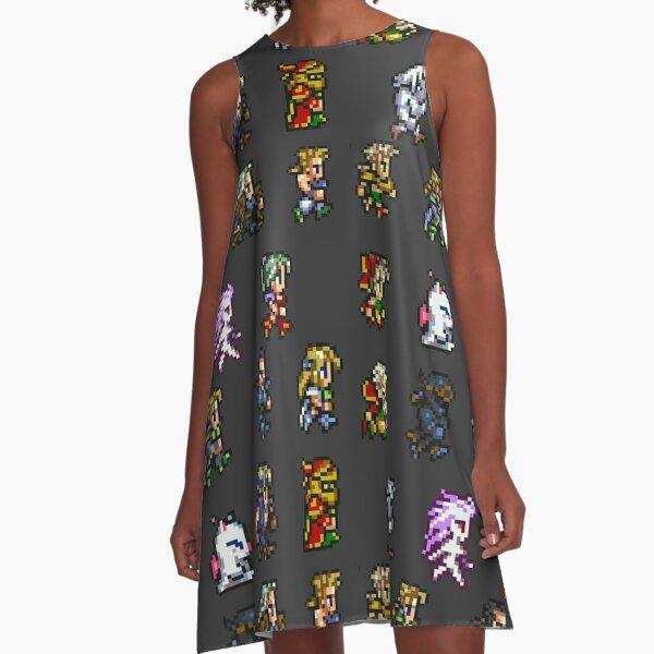 FINAL FANTASY VI A-Line Dress